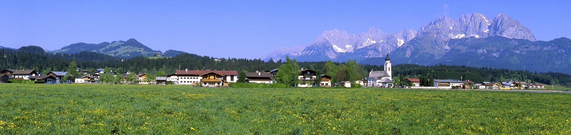 Rakousko poznávací