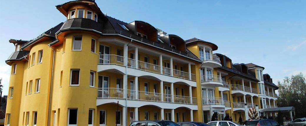 Hotel Aphrodite v Zalakaros