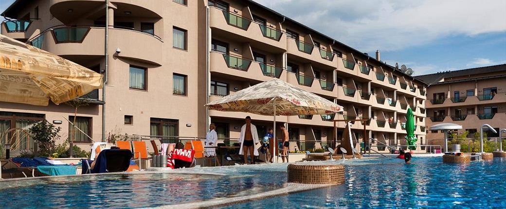 Hotel Wellamarin v Zamárdi