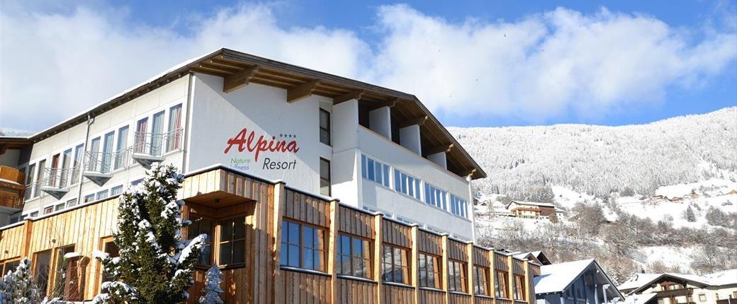 Hotel Alpina Resort ve Wenns