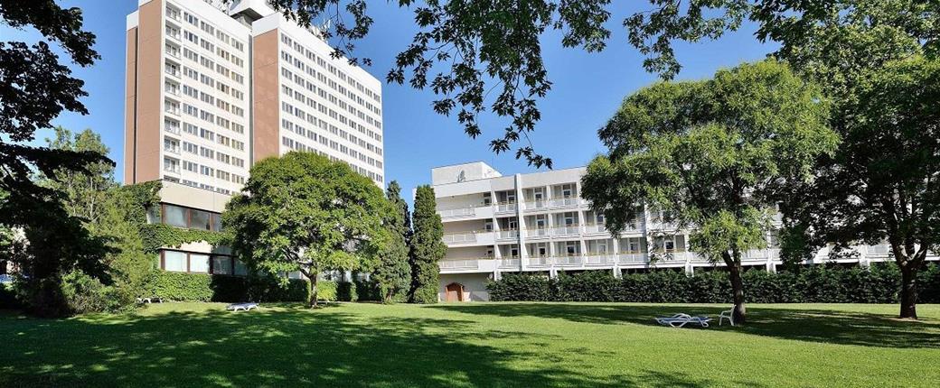 Hotel Marina v Balatonfüred - all inclusive