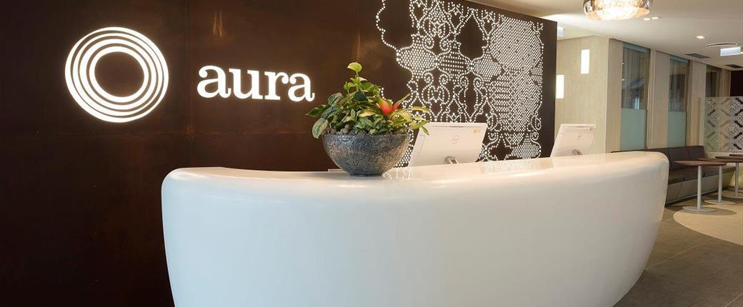 Hotel Aura v Balatonfüredu