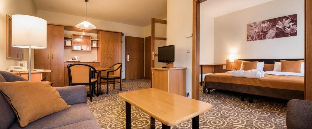 Hotel Fit v Hévízu