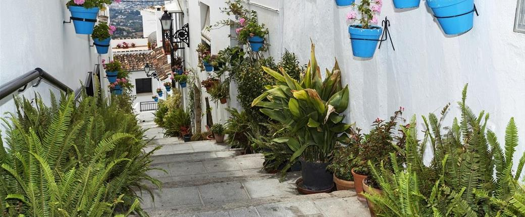 Krásy Andalusie - pobytově-poznávací zájezd autobusem