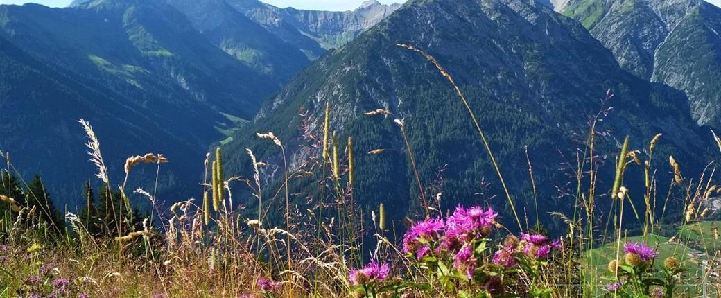Lechtalské Alpy - ráj alpské turistiky