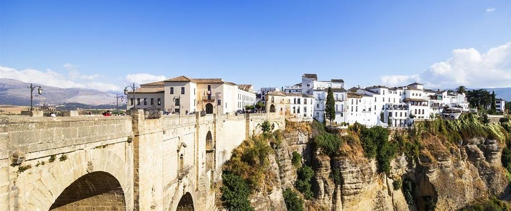 Krásy Andalusie - pobytově-poznávací zájezd letecky