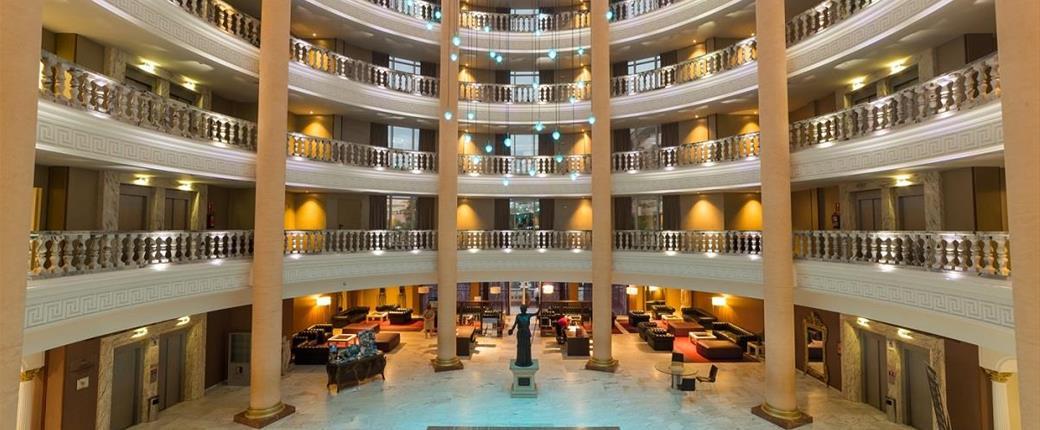 Hotel Palas Pineda pro seniory